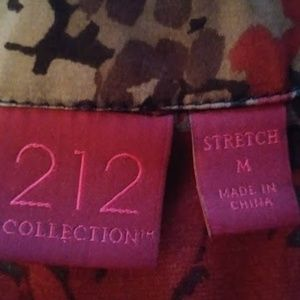 212 Collection Tops - WOMANS SLEEVELESS VNECK TOP